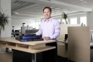 Klaus Gheri, Vice President Network Security bei Barracuda