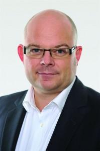 Dirk Paessler, Gründer und Vorstand Paessler AG
