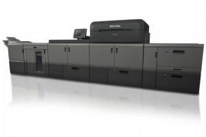 Die Modellreihe Pro C9100 von Ricoh bietet größere Produktivität, umfangreichere Medienfunktionen sowie bessere Druckqualität als frühere Modelle dieser Klasse