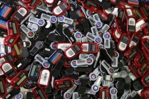 Unmengen an Hardware Token liegen bei vielen Unternehmen auf Vorrat und binden Kapital