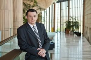 Zoltán Györkő, CEO von BalaBit