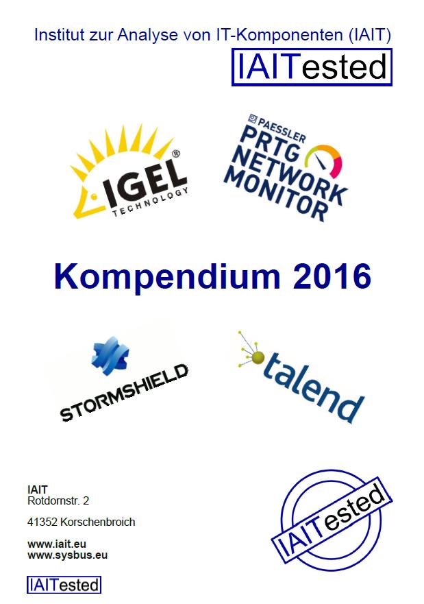 IAIT-Kompendium 2016