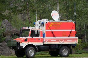 FILIAGO - Satelliteninternet fuer Einsatzkraefte