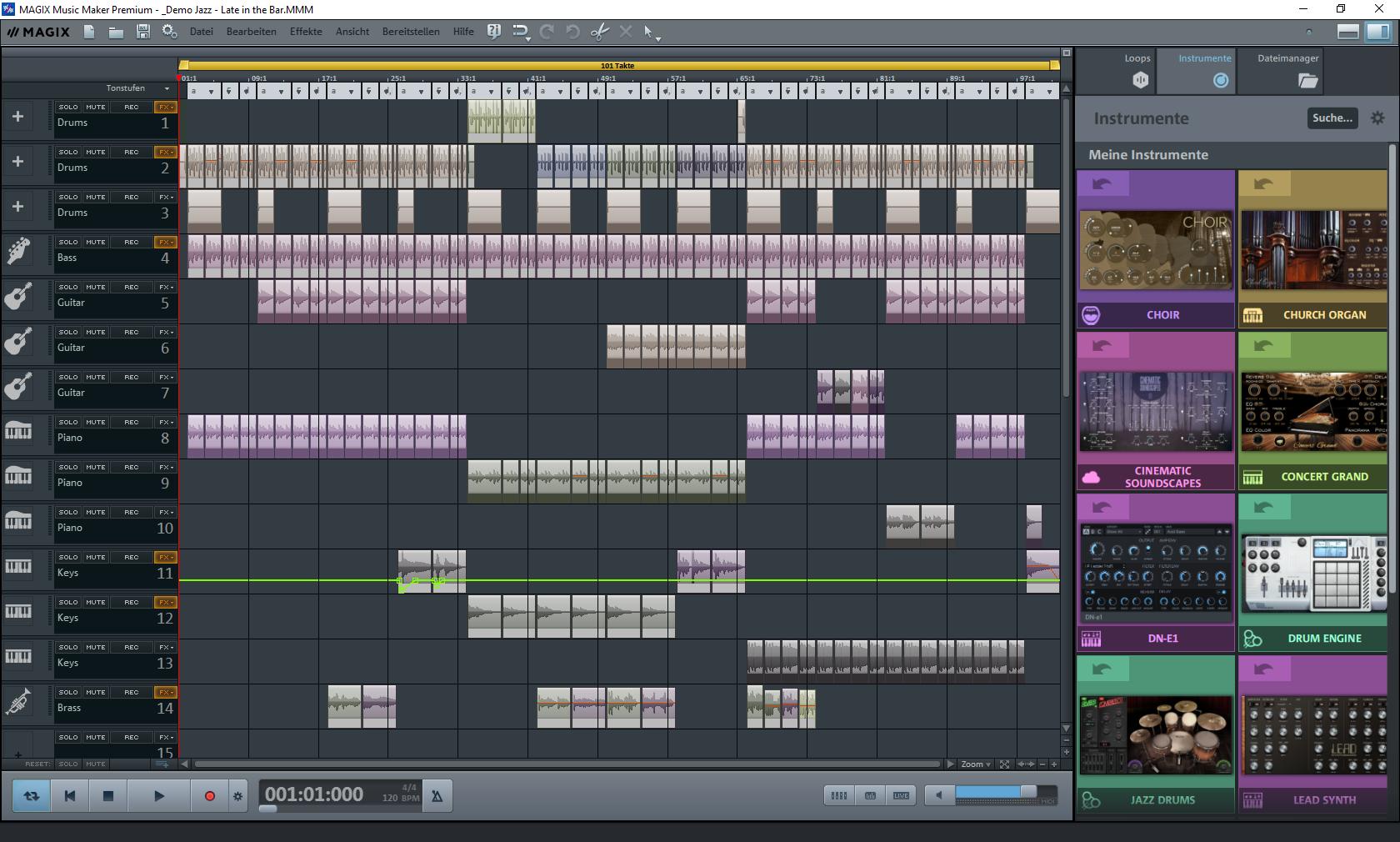 Im Kurztest: Magix Music Maker Premium – Leistungsfähiges Soundstudio