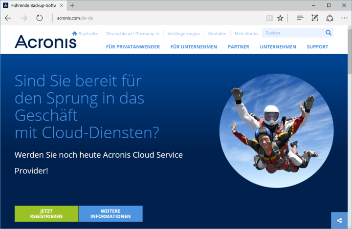 "Acronis integriert Acronis Notary mit Blockchain und CloudRAID in seine Software-Defined Storage-Lösung ""Acronis Storage"""