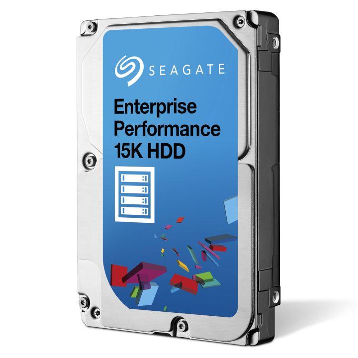 Seagate präsentiert weltweit schnellste Festplatte für geschäftskritische Anwendungen