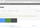 Neu bei NetApp: All-Flash Array für Einsteiger