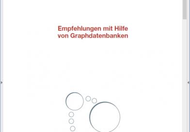 White Paper: Empfehlungen mit Hilfe von Graphdatenbanken