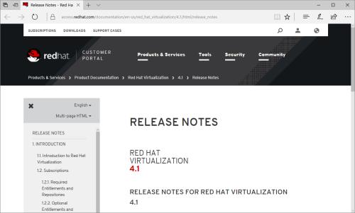 Neue Version von Red Hat Virtualization bietet Startrampe für IT-Transformation