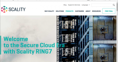 Scality Ring7: Sicherer Multi-Site File- und Object-Cloud-Speicher