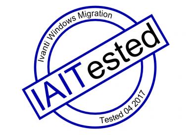 Im Test: Windows 10-Migration mit der Ivanti Management Suite und dem Ivanti Environment Manager