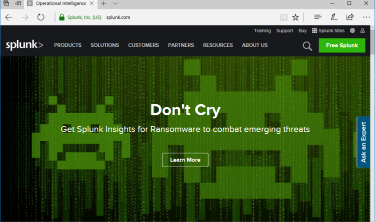 Splunk kündigt Splunk Insights for Ransomware an