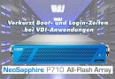 Performance-Spezialist AccelStor trotzt mit seinem All-Flash Array NeoSapphire P710 jedem Boot Storm