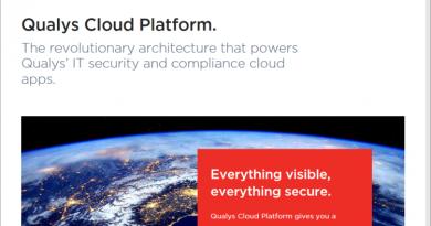 Qualys CloudView gewährleistet Sichtbarkeit und kontinuierlichen Schutz für die Public-Cloud-Infrastruktur