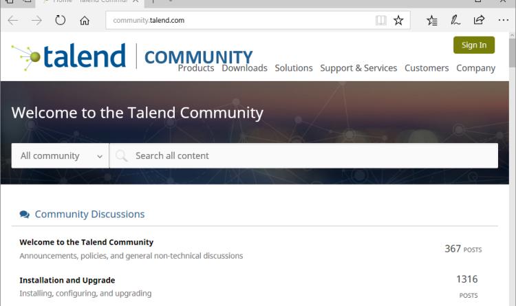 Talend startet neue Entwickler-Community für Open Source Cloud und Big Data Innovationen
