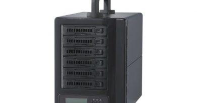 Storage-Performance für Unterwegs: Starline liefert mobiles Thunderbolt 3-System ARC-8050T3-6M von Areca