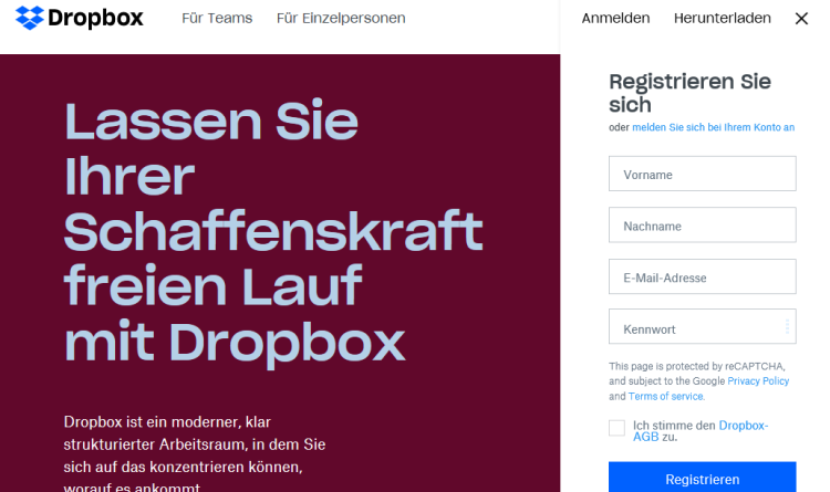 Mit den neuen Features der Dropbox-App für Mobilgeräte immer auf dem Laufenden bleiben