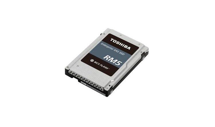 Toshiba Memory Europe präsentiert Value-SAS-SSDs als SATA-Alternative