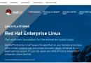 Red Hat gibt Verfügbarkeit von Red Hat Enterprise Linux 6.10 bekannt