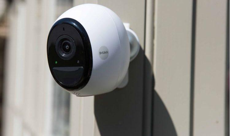 D-Link bringt kabelloses Sicherheitskamera-Set