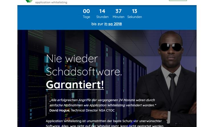SecuLution präsentiert ersten Virenschutz mit Garantie