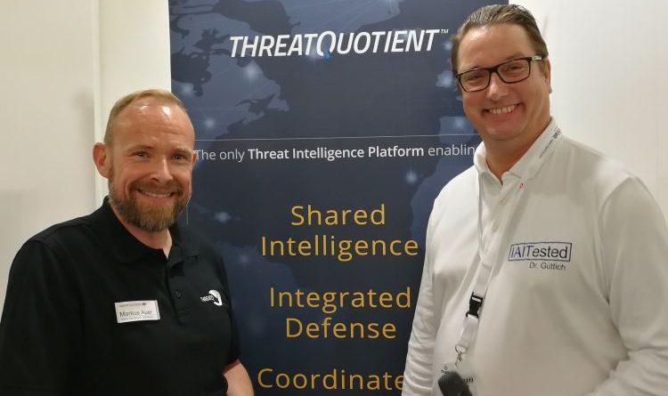 Interview mit Threat Quotient
