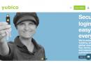 Yubico präsentiert die YubiKey 5 Series – Multi-Protokoll-Sicherheitstoken mit FIDO2-Unterstützung
