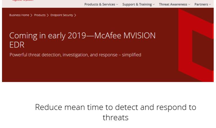 McAfee optimiert Datenschutz und Gefahrenprävention bei Device-to-Cloud