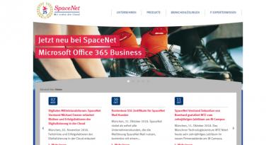 Kostenlose SSL-Zertifikate für SpaceNet Mail Kunden