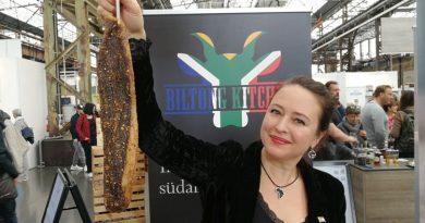 Biltong Kitchen – Südafrikanisches Trockenfleisch