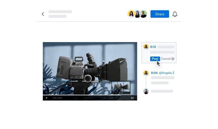 Zeitbasierte Kommentarfunktion vereinfacht Feedback zu Video- und Audiodateien