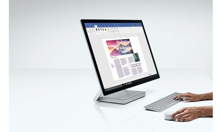 Microsoft Surface Studio 2 ab dem 7. Februar 2019 in Deutschland erhältlich