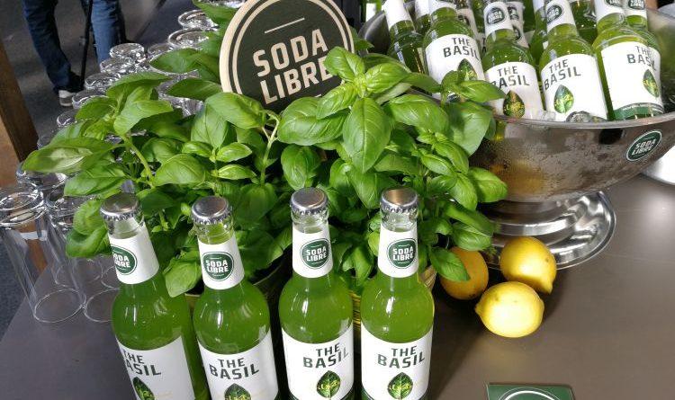 Soda Libre – The Basil