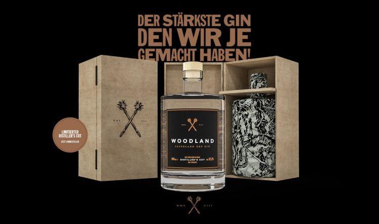 Aus dem Sauerland – Woodland Dry Gin