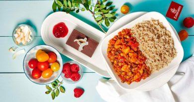 Emirates serviert im Januar über 20.000 vegane Gerichte an Bord