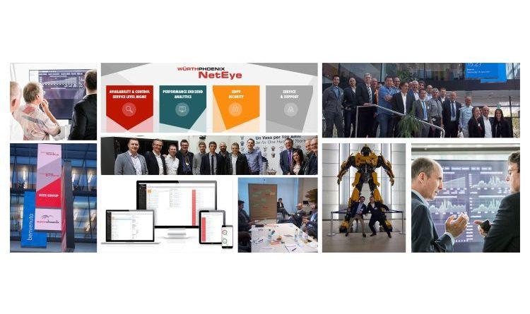 NetEye 4 wird zum Allrounder im IT Management