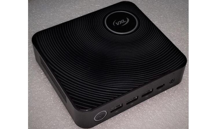 Kompakter Thin-Client mit Dual-Core-CPU und 4K-Display-Unterstützung