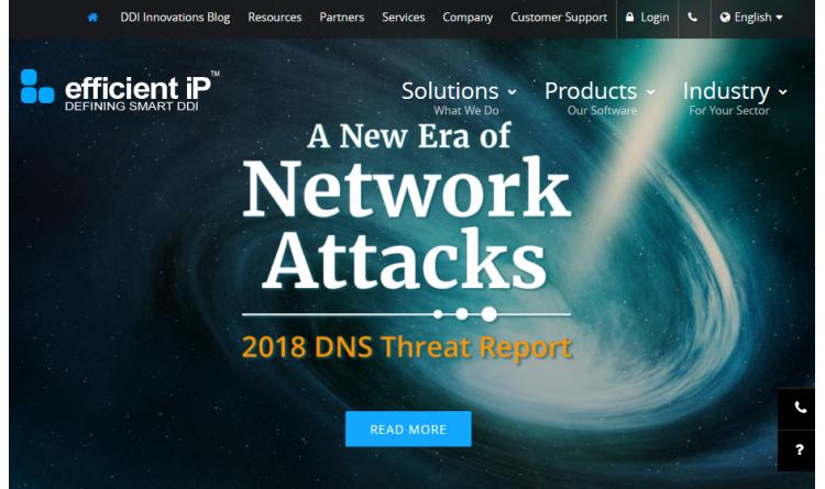 Zero Trust: Systemarchitektur von EfficientIP integriert DNS in das IT-Sicherheitskonzept