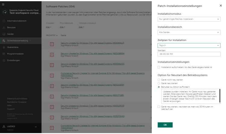 Neue Version von Kaspersky Endpoint Security Cloud bietet Kontrolle und mobilgerätefreundliche Lizensierung