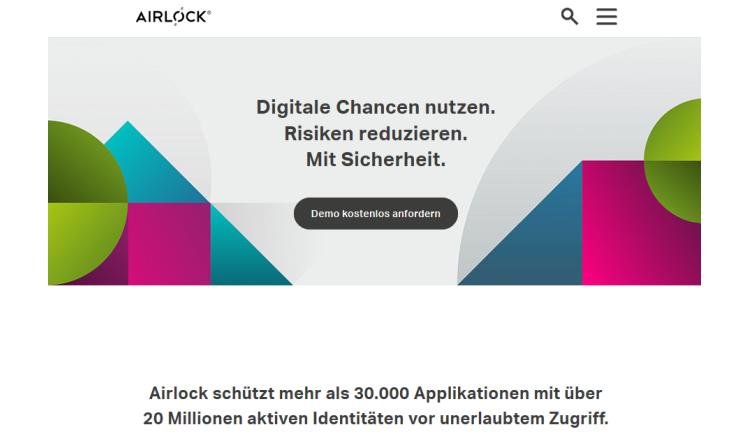 Das neue Gesamtpaket der Ergon Informatik: Airlock Secure Access Hub