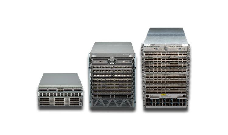 Arista liefert universelle 400G-Plattformen für die Transformation von Cloud-Netzwerken