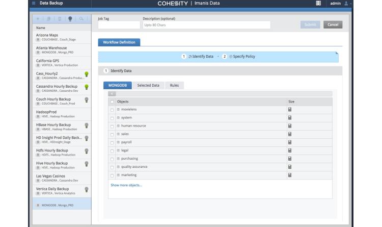 Cohesity stellt die erste Backup -und Recovery-Lösung für gängige Workloads auf einer Web-Scale Plattform vor