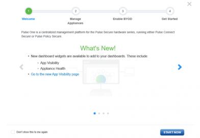 Im Test: Pulse One von PulseSecure – Zentral verwaltete Umgebung für sichere Zugriffe