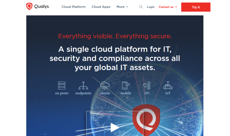 Qualys erweitert Cloud-Agent-Plattform um den innovativen neuen Dienst Cloud Agent Gateway (CAG)