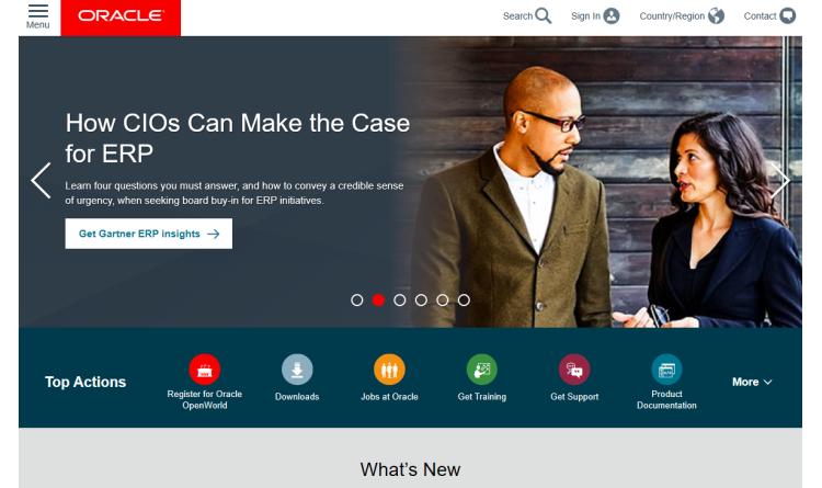 Oracle und Microsoft verbinden Cloud-Dienste Oracle Cloud und Microsoft Azure
