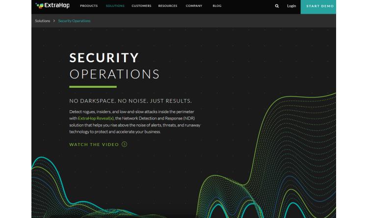 ExtraHop präsentiert Reveal(x) Cloud: Bedrohungserkennung,  analyse und  abwehr für Hybrid-Umgebungen