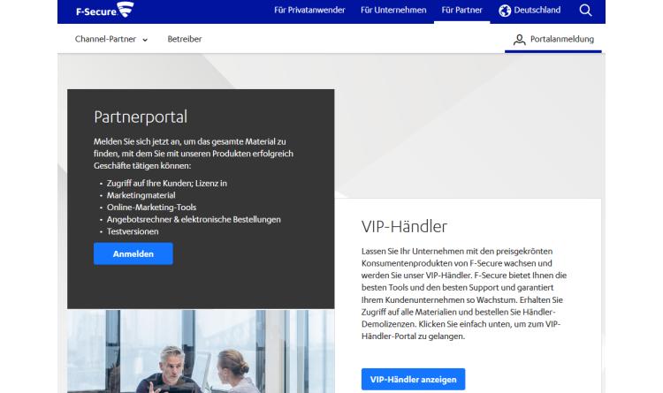 Neues Partnerprogramm: F-Secure hilft Partnern auf ihren Weg zum Anbieter von Cyber Security Services