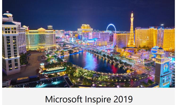 Microsoft Inspire 2019: Microsoft kündigt neue Dienste, Investitionen und Programme für Partnerunternehmen an