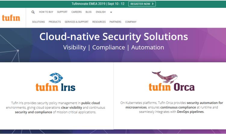 Tufin Iris: Neue Cloud-Lösung identifiziert Sicherheitsrisiken in der Cloud für mehr Compliance