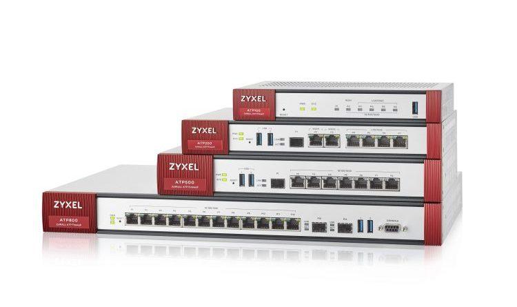 ATP Firewall - Die Next Generation Firewall-Serie von Zyxel